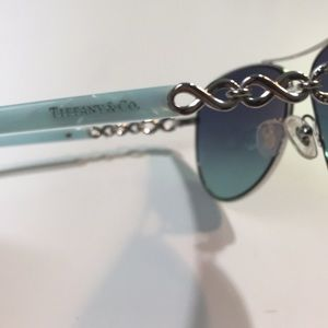 413d2eb86e74 Accessories - New Tiffany   Co. Infinity Aviator Sunglasses